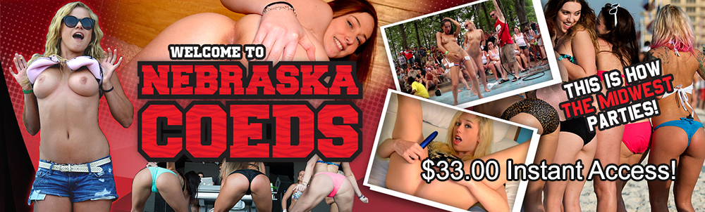 Nebraska Coeds Discount: Was $39.95, Now Only $33.00 Save $6!